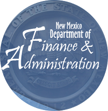NM Department of Finance & Administration Graphic